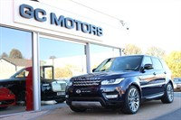 Used Land Rover Range Rover Sport SDV6 HSE 5dr Auto PRIVACY / 1 OWNER