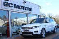 Used Land Rover Range Rover Sport SD (s/s) HSE 5dr 4WD