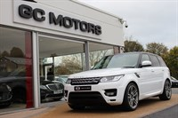 Used Land Rover Range Rover Sport SDV6 HSE 5dr Auto DUAL VIEW / 7 SEATS