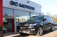 Used Land Rover Range Rover Sport SD (s/s) HSE 5dr 4WD PANORAMIC ROOF