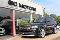 Used Land Rover Range Rover Sport V8 S/C Autobiography Sport 5dr CommandShift
