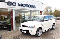 Used Land Rover Range Rover Sport V8 Supercharged HSE 5dr CommandShift