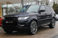 Used Land Rover Range Rover Sport SD V6 HSE Dynamic 4x4 5dr (start/stop)