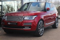 Used Land Rover Range Rover SD V8 Vogue SE 4x4 5dr (start/stop)