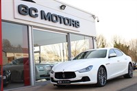 Used Maserati Ghibli TD 4dr (start/stop) SPORT PACK / CARBON TRIM