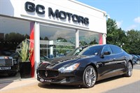 Used Maserati Quattroporte V8 GTS 4dr Auto ++ LIST PRICE OF £122,000