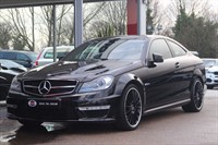 Used Mercedes C63 AMG C Class MCT 2dr