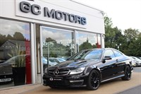Used Mercedes C63 AMG C CLASS 2dr Auto ++++ PANORAMIC ROOF
