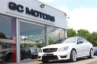 Used Mercedes C63 AMG C CLASS Edition 125 7G-Tronic 2dr