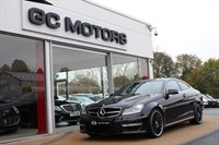Used Mercedes C63 AMG C CLASS 2dr Auto COMAND / PAN ROOF