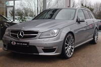 Used Mercedes C63 AMG C Class MCT 5dr