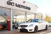 Used Mercedes C63 AMG C CLASS 7G-Tronic 4dr