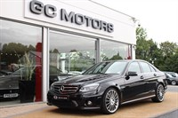 Used Mercedes C63 AMG C CLASS 4dr Auto ++++ REAR ENTERTAINMENT