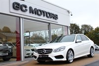 Used Mercedes E350 E CLASS BlueTEC AMG Sport 4dr Tip Auto PANORAMIC ROOF