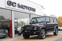 Used Mercedes G350 G CLASS CDI BlueTEC 5dr 4WD REAR ENTERTAINMENT
