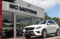Used Mercedes ML350 M Class CDI BlueTEC AMG Sport 7G-Tronic Plus 5dr