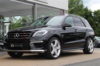 Used Mercedes ML63 AMG M Class Speedshift Plus 7G-Tronic 5dr