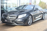 Used Mercedes S63 AMG S Class MCT 2dr