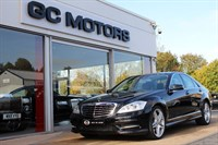 Used Mercedes S350 S CLASS CDi BlueTEC 4dr Auto AMG STYLING PACK