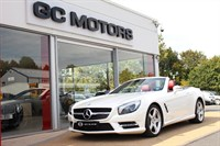Used Mercedes SL350 SL CLASS AMG Sport 2dr Auto ++++ PANORAMIC ROOF