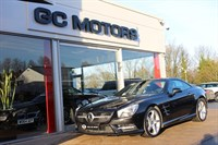 Used Mercedes SL350 SL CLASS BlueEFFICIENCY (s/s) 2dr 7G-Tronic