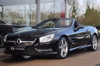 Used Mercedes SL500 SL Class AMG Sport Roadster 2dr