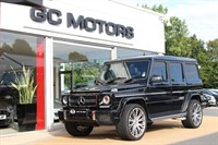 Used Mercedes G CLASS G63 5dr Tip Auto ++++ BRABUS UPGRADES
