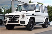 Used Mercedes G CLASS G63 AMG 5dr