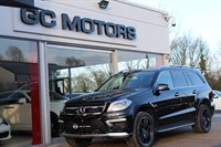 Used Mercedes GL CLASS GL63 AMG Speedshift + 7G-Tronic 5dr