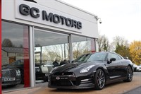 Used Nissan GT-R 2dr 4WD REVERSING CAMERA