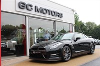 Used Nissan GT-R V6 Premium Edition Black 2dr