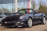 Used Porsche 911 MK 997 PDK Turbo S 2dr