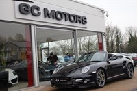 Used Porsche 911 Turbo S 2dr 4WD 997 / CERAMIC BREAKS