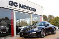 Used Porsche 911 S 2dr PDK 997 CARRERA 4S / SPORTS CHRONO