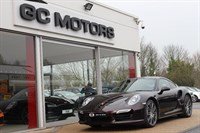 Used Porsche 911 PDK Turbo 2dr 991