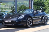 Used Porsche Boxster 981 S PDK 2dr