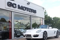 Used Porsche Boxster 987 S PDK 2dr