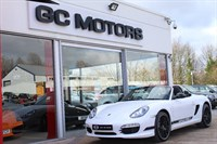 Used Porsche Boxster 2dr DESIGN PACK