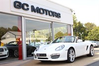 Used Porsche Boxster 2dr ++++ BLUETOOTH