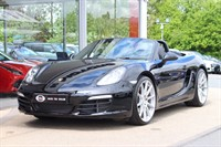 Used Porsche Boxster 981 S Convertible 2dr