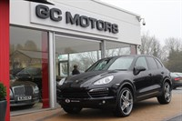 Used Porsche Cayenne TD 5dr Tiptronic S 4WD PANORAMIC ROOF