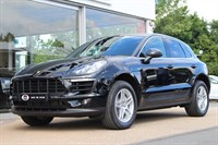 Used Porsche Macan TD S 5dr PDK 4WD