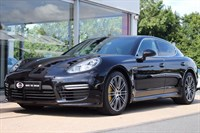 Used Porsche Panamera Turbo S 5dr PDK 4WD