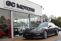 Used Porsche Panamera GTS 5dr PDK ADAPTIVE AIR SUSPENSION