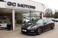 Used Porsche Panamera V8 S 4dr PDK +++ Over £23,000 of extras