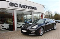Used Porsche Panamera V8 Turbo 4dr PDK ++++ REAR ENTERTAINMENT