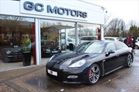 Used Porsche Panamera V8 Turbo 4dr PDK ++++ SPORTS EXHAUST