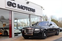 Used Rolls-Royce Ghost 4dr HEAD UP DISPLAY
