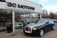 Used Rolls-Royce Ghost 4dr Auto ++++ SILVER SATIN BONNET