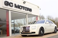 Used Rolls-Royce Ghost 4dr REAR THEATER SYSTEM